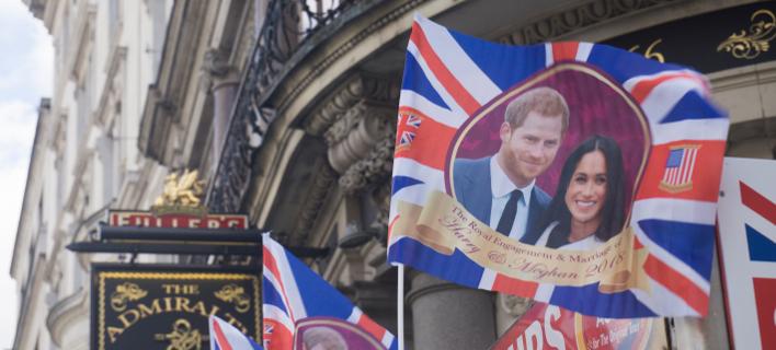 Πρίγκιπας Χάρι, Μέγκαν Μαρκλ /Φωτογραφία: Shutterstock