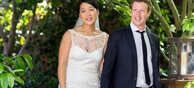 Ο Μαρκ Ζούκενμπεργκ παντρεύτηκε και το ανακοίνωσε στο Facebook 698ddfa5fb8