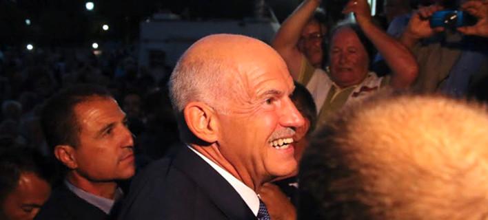 Ο Γιώργος Παπανδρέου εξετάζει το ενδεχόμενο να είναι ο ίδιος υποψήφιος για την κεντροαριστερά