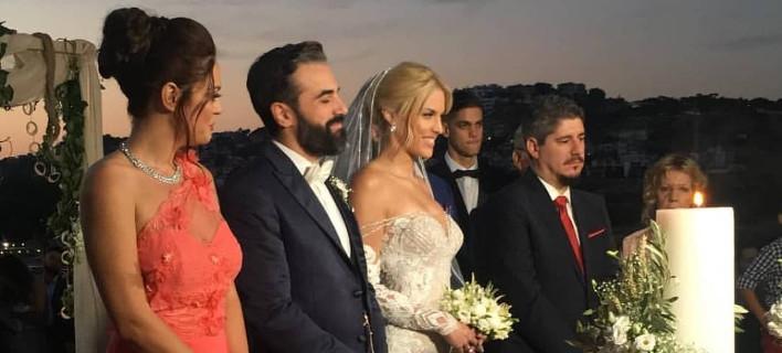 Ο γάμος της Μαντούς Γαστεράτου, Φωτογραφία: Instagram