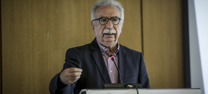 Ο Κώστας Γαβρόγλου (Φωτογραφία: EUROKINISSI/ΣΤΕΛΙΟΣ ΜΙΣΙΝΑΣ)