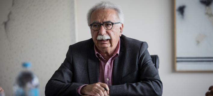 Ο Κώστας Γαβρόγλου για το σχέδιο του υπουργείου Παιδείας (Φωτο: Eurokinissi)