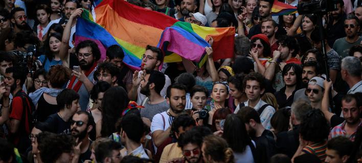 Gay Pride Τουρκία/ Φωτογραφία AP images