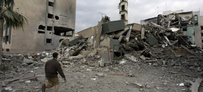 Εκατόμβη νεκρών στη Γάζα – Ολο και πιο πιθανή η χερσαία επέμβαση του Ισραήλ