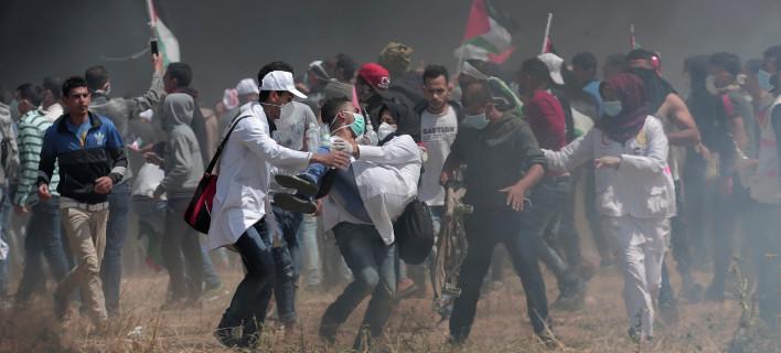 Αυξάνονται οι νεκροί από τις νέες αιματηρές συγκρούσεις στη Γάζα -10 οι νεκροί, 1.300 οι τραυματίες