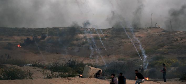 Λωρίδα της Γάζας/Φωτογραφία: AP
