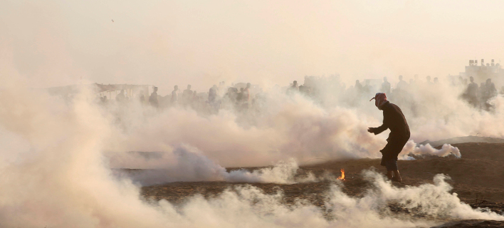 Λωρίδα της Γάζας (Φωτογραφία: AP Photo/Adel Hana)