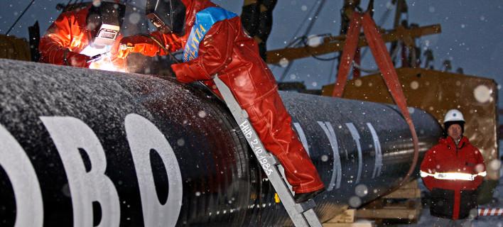 Η Gazprom αύξησε τις εξαγωγές φυσικού αερίου στην Ευρώπη κατά 12%