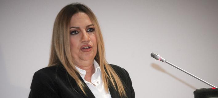 Φώφη Γεννηματά, Φωτογραφία: Eurokinissi/ΜΠΟΝΗΣ ΧΡΗΣΤΟΣ