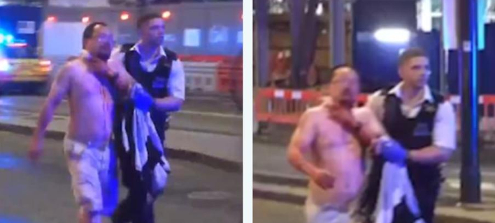 Δημοσιογράφος- ήρωας τραυματίστηκε στον λαιμό προστατεύοντας πορτιέρη από τους τρομοκράτες [εικόνες & βίντεο]