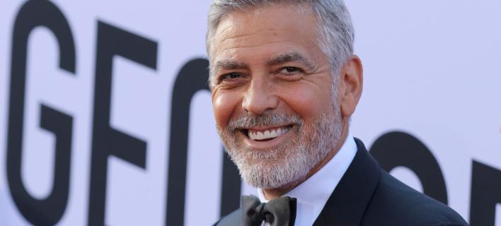 Τα περισσότερα κέρδη από καε ηθοποιό έβγαλε το 2017 ο Τζορτζ Κλούνεϊ. Φωτογραφία: AP