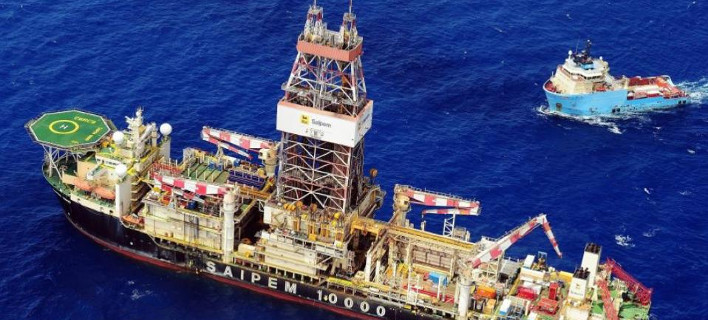 Αποφασισμένη να συνεχίσει τις γεωτρήσεις στην κυπριακή ΑΟΖ η Λευκωσία
