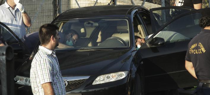 Ο 60χρονος είχε βρεθεί νεκρός στο αυτοκίνητό του (Φωτογραφία: EUROKINISSI/ ΧΡΗΣΤΟΣ ΜΠΟΝΗΣ)