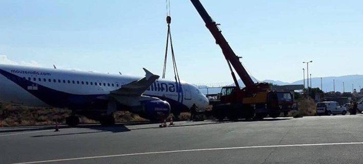 Αεροπλάνο/ Φωτογραφία: flashnews.gr