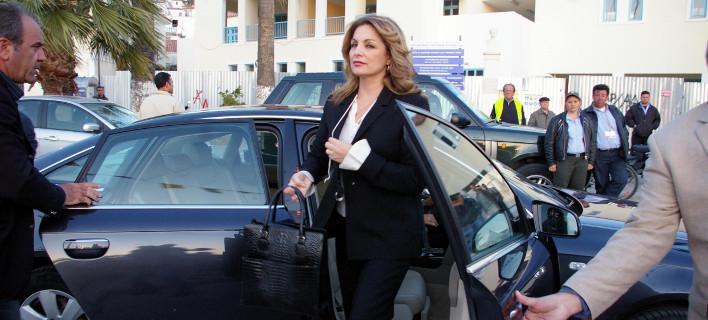 Η Αντζελα Γκερέκου κατεβαίνει στις εκλογές με τη ΝΔ στην Κέρκυρα