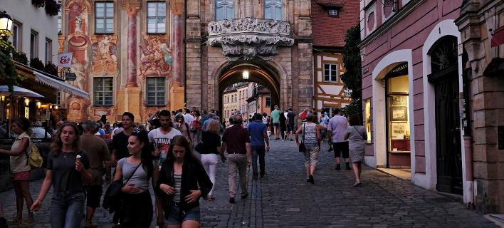 Στιγμιότυπα απο την πόλη Μπάμπεργκ της Γερμανίας/Φωτογραφία: SOOC/Alexandros Michailidis
