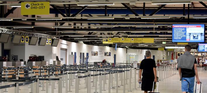 αεροδρόμιο στη Γερμανία/Φωτογραφία: AP