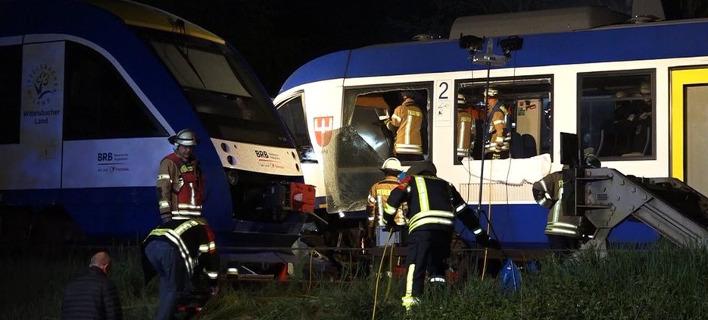 Γερμανία: Τέσσερις νεκροί σε δύο σιδηροδρομικά δυστυχήματα στην Βαυαρία
