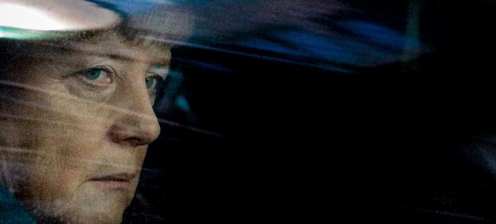 Ανγκελα Μέρκελ/Φωτογραφία: AP
