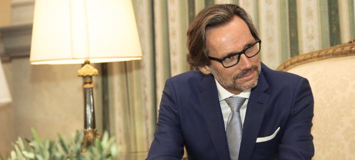 Η Γερμανία υποστήριξε με όλες της τις δυνάμεις την Ελλάδα, δηλώνει ο νέος Γερμανός πρέσβης