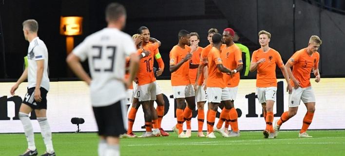 Και πώς να μην πανηγυρίζουν οι Ολλανδοί...