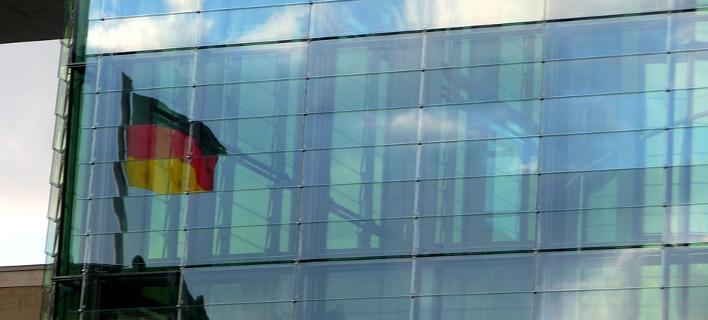 Η γερμανική σημαία/Φωτογραφία: ΑΡ