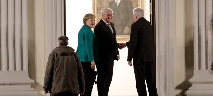 Φωτογραφία αρχείου: AP Photo/Markus Schreiber