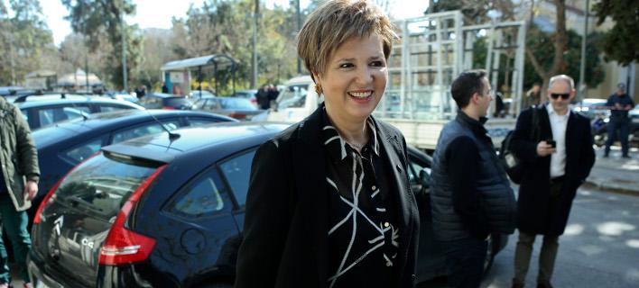 Η Όλγα Γεροβασίλη (Φωτο: INTIMENEWS)