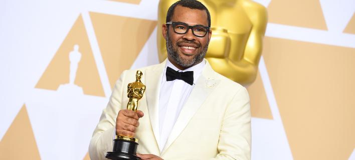 Ο σκηνοθέτης του Get Out, Τζόρνταν Πιλ (Φωτογραφία: Jordan Strauss/Invision/AP)