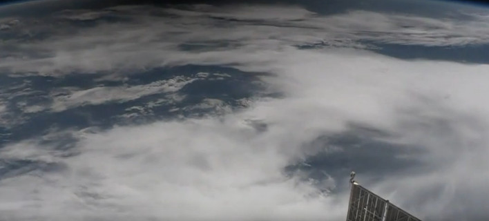 Η ολική έκλειψη ηλίου από τον Διεθνή Διαστημικό Σταθμό [βίντεο]