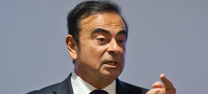 Συνελήφθη ο πρόεδρος της Nissan/Φωτογραφία: AP