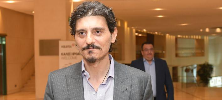 Δημήτρης Γιαννακόπουλος (Φωτογραφία: EUROKINISSI SPORTS/ΒΑΓΓΕΛΗΣ ΣΤΟΛΗΣ)