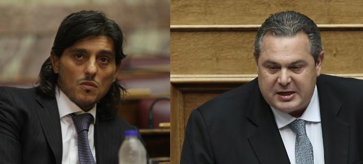 Αγωγή Γιαννακόπουλου σε Καμμένο – Ζητά αποζημίωση 10 εκατ.ευρώ