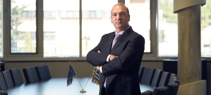 Ο Γιάννης Μασούτης είναι ο νέος πρόεδρος του ΕΒΕΘ