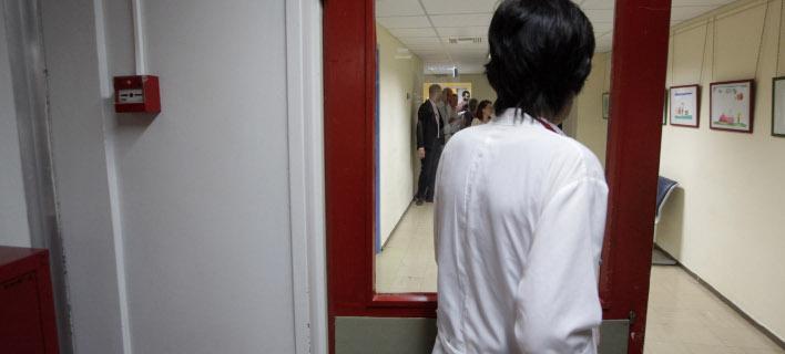 1.700 Ελληνες γιατροί εργάζονται στο NHS (Φωτογραφία αρχείου: EUROKINISSI-ΓΕΩΡΓΙΑ ΠΑΝΑΓΟΠΟΥΛΟΥ)