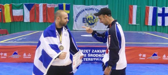 Πνίγηκε στην Ικαρία ο γνωστός αθλητής του kickboxing Θάνος Γκιτέρσος [βίντεο]