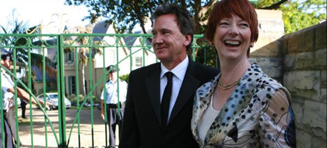 Δημοσιογράφος σε πρωθυπουργό της Αυστραλίας: Ο σύντροφός σας είναι κομμωτής, δεν