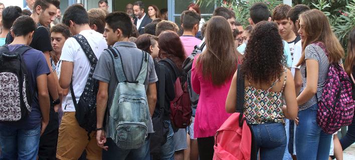 Φωτογραφία: Eurokinissi/ Κι άλλοι πειραματισμοί στα Γυμνάσια- Θέλουν να καταργήσουν τους βαθμούς και να φέρουν τα Α,Β,Γ