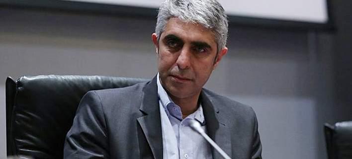 O  διευθυντής του Οικονομικού Γραφείου του πρωθυπουργού, Γιώργος Τσίπρας