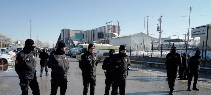 αστυνομία στην Τουρκία/Φωτογραφία: AP