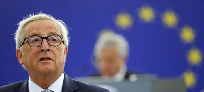 Πάγος από Γιούνκερ για τις συντάξεις: Τα μέτρα που έχουν συμφωνηθεί, πρέπει να εφαρμοστούν