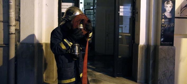 Τριπλή εμπρηστική επίθεση σε Καισαριανή και Γαλάτσι τα ξημερώματα