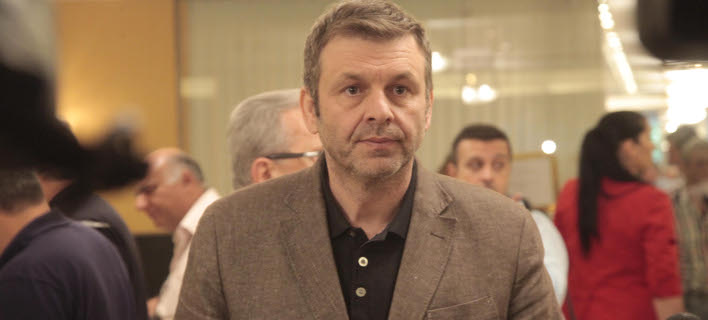 Απόστολος Γκλέτσος/Φωτογραφία: Eurokinissi