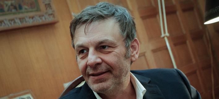 Ο Απόστολος Γκλέτσος / Φωτογραφία: EUROKINISSI/ΧΡΗΣΤΟΣ ΜΠΟΝΗΣ