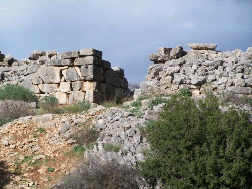 Η πύλη της Ακρόπολης, φωτογραφία: wikipedia