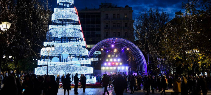 Glass House Project «We play your wish» στην πλατεία Συντάγματος