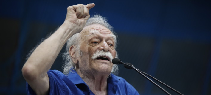 Γλέζος: Ο ΣΥΡΙΖΑ έχει μεταλλαχθεί -Τους άλλαξαν τα κοστούμια;
