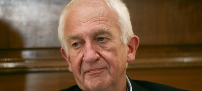Ο Δρ. Γιόχαν Γκέοργκ Γκόλνταμερ, επικεφαλής του Παγκόσμιου Κέντρου Παρακολούθησης Πυρκαγιών -Intimenews/ΤΖΑΜΑΡΟΣ ΠΑΝΑΓΙΩΤΗΣ