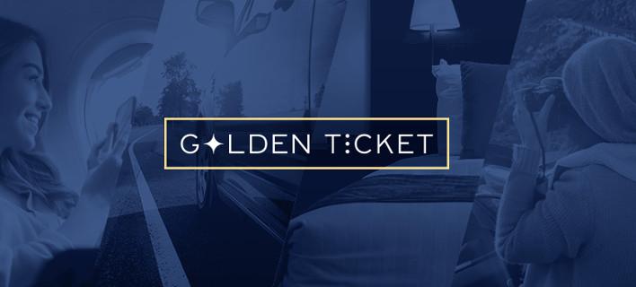 Golden Ticket -H Aegean κάνει χρυσά τα εισιτήρια των επιβατών της και μοιράζει δώρα