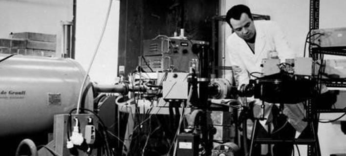 Οταν η Ελλάδα είχε δικό της επιταχυντή και έκανε πειράματα Πυρηνικής Φυσικής [εικόνες]